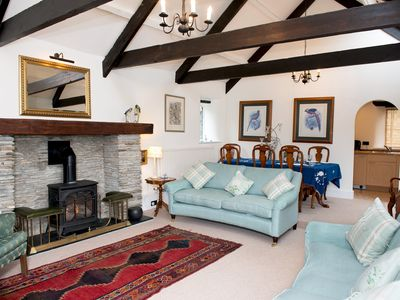 Photo for Spacious cottage for two, a perfect base for exploring Dartmoor and Devon