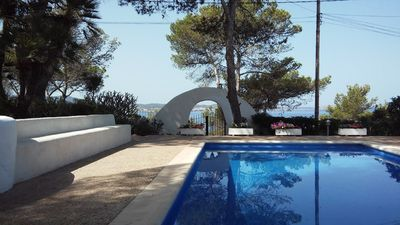 Photo for Villa Rosa with wonderful sea views 3 bedrooms and big private pool.
