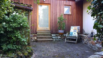 Photo for Cozy apartment with private entrance with bathroom and terrace in the Taunus