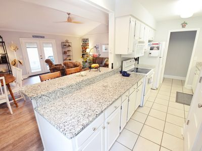 Photo for Special Fall Rates! Walk to Beach and Village! Pet-friendly.