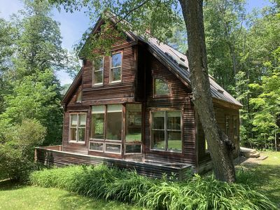 **Available starting mid-Aug 2019** 3+ bedrooms, features extensive wood/windows
