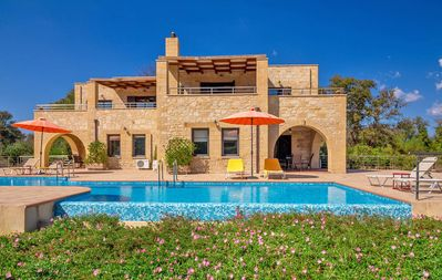 Photo for Traditional Stone Villa with 3 bedrooms and common pool
