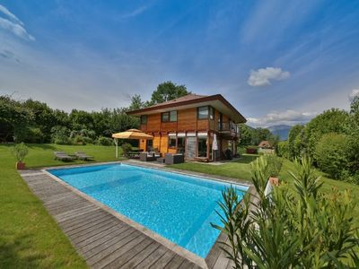 Photo for Saint Jorioz - Gorgeous villa, Pool: Macelum