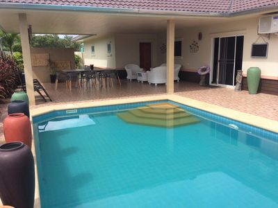 Photo for Villa With Private Pool within 400 meters of Kao kalok beach
