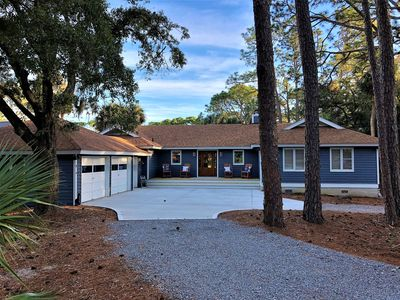 Photo for FRIPP ISLAND TOTALLY RENOVATED LESS THAN 1/4 MILE TO BEACH 4 Bdrm 4 Full Bths