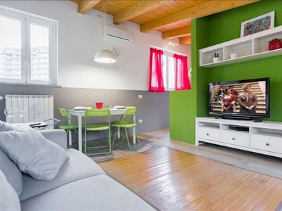Photo for Sebenico II apartment in Porta Garibaldi with WiFi & air conditioning.