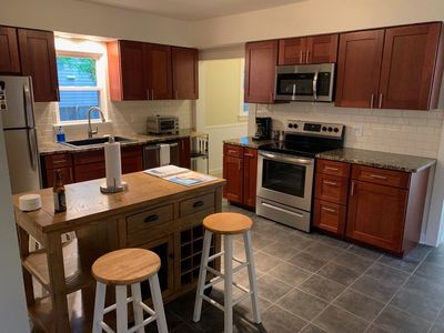 Photo for Downtown Traverse City Home: Close to the Beach!