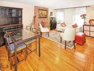 Photo for B's Beautifully Designed 1 Bedroom Apartment In New Jersey