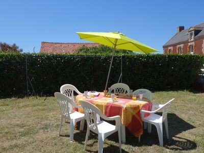 Photo for House 736 m from the center of Carnac with Parking, Internet, Garden (504295)