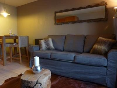 Photo for 1BR Apartment Vacation Rental in Huez, RA