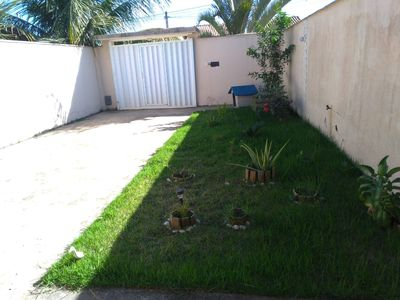 Photo for HOUSE WITH 3 BEDROOMS, LIVING ROOM, KITCHEN, 2 BATHROOMS.   5 MINUTES FROM THE BEACH