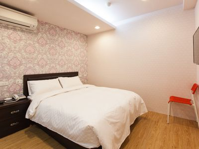 Photo for Xinfang Hotel 502 Warm Room, Re-opening with New Renovation~