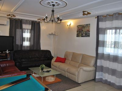 Photo for Furnished Air-conditioned Apartment Very Beautiful View (Resimante)