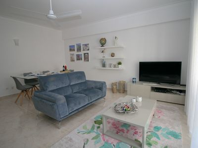 Photo for Large apartment near the beach and old town