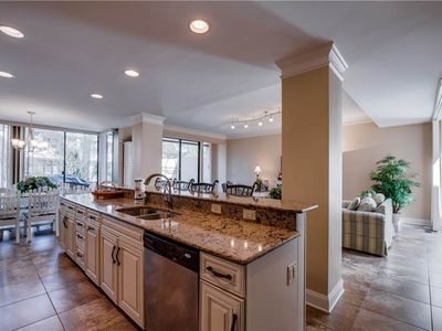 Photo for 1265  Harbour Town Club | Beautifully Decorated | Complex Pool | Walk to Harbour Town | Sea Pines
