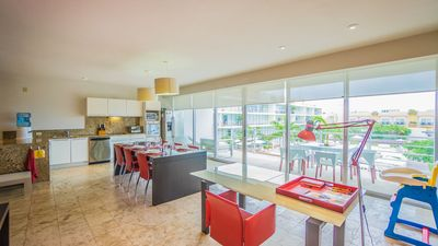 Photo for Contemporary, Deluxe condos with grand pool and gym facilities