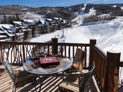 Photo for Ski-In, Ski-Out Luxe Penthouse at Ritz Bachelor Gulch | Spring Ski Specials