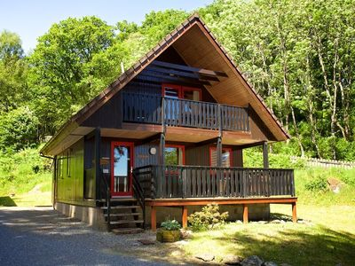 Photo for Forest Lodge -  Sleeps 7