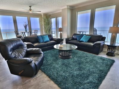 Photo for Recently updated luxury unit at Treasure Island resort 3BR **** 19th floor.