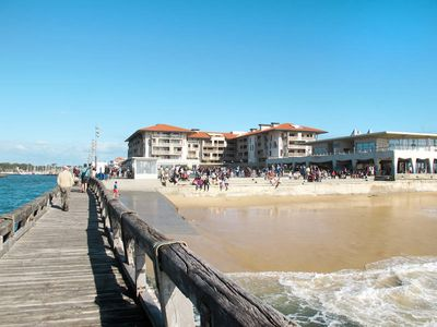 Photo for Apartment Résidence L'Estacade  in Capbreton, Aquitaine - 6 persons, 2 bedrooms