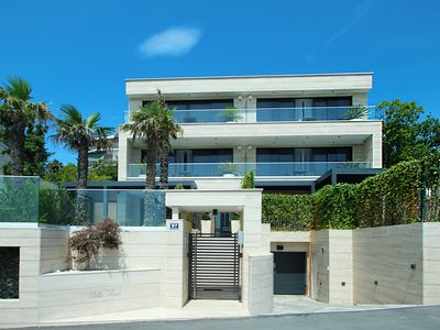 Photo for NEW PROPERTY Delux Villa Blue on the seaside; pool, garage; spa