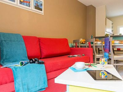 Photo for Résidence Pierre & Vacances Port Guillaume *** - Three-Room House 6 People Standard - Duplex