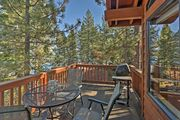 NEW! Lakefront 1BR Meeks Bay Apartment w/ Deck!