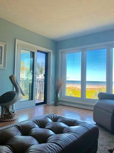 Photo for DIRECT OCEANFRONT, 303 Shorewood, best view & condo Just redone/special rates!!
