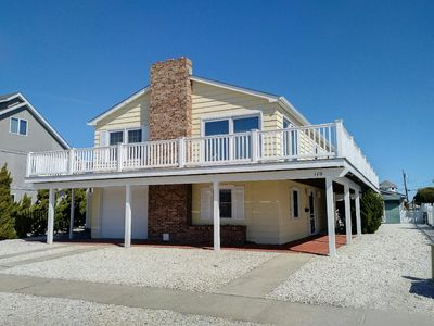 Photo for 3rd home from the beach -  Expansive wrap around decks