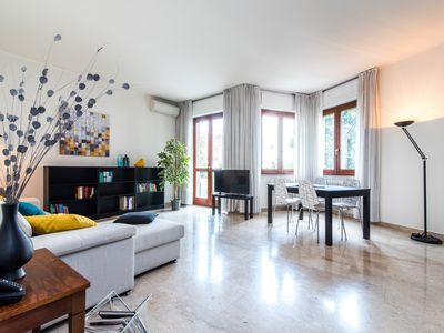 Photo for Three-bedroom apartment in Milan