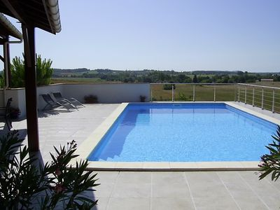 Photo for SPECIAL OFFER MAY/JUNE Well Equipped Gite for 2.Private Pool.Short Walk to town