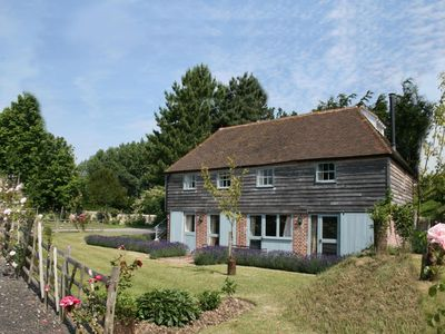 Photo for Great Higham Oast -  a cottage that sleeps 10 guests  in 4 bedrooms