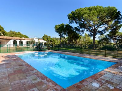 Photo for RUSTIC MANSION WITH GREAT GARDEN AND SPECTACULAR SEA VIEWS Ref. MADROÑOS