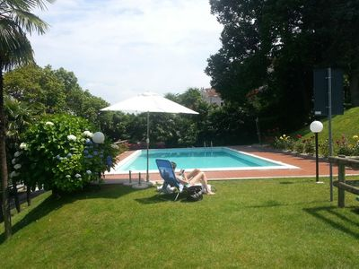 Photo for 2BR Apartment Vacation Rental in Stresa, Piedmont