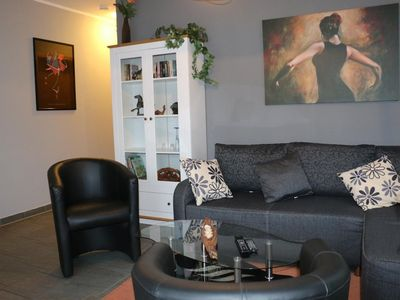 Photo for Holiday apartment Bad Sachsa for 2 - 4 persons with 1 bedroom - Holiday apartment in a two family ho