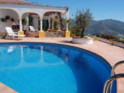 Photo for Holiday home close to the natural reserve Sierra Tejeda/ Almijara