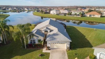 Photo for License to Chill-Lakeview, WIFI, Gated Community, Close to Disney