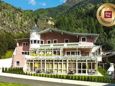 Photo for Apartments Apart Resort Relax, Längenfeld  in Ötztal - 6 persons, 3 bedrooms