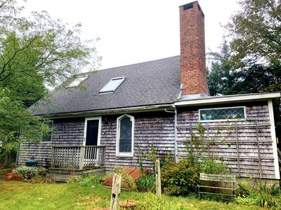 Photo for JUNE DISCOUNT - Vineyard Haven chef's house, 10 min walk to downtown, beach