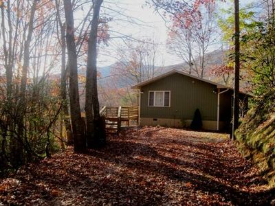 Photo for 2BR House Vacation Rental in Waynesville, North Carolina