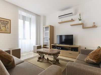 Photo for Premium with Ac and lift apartment at Saldanha easy access to center