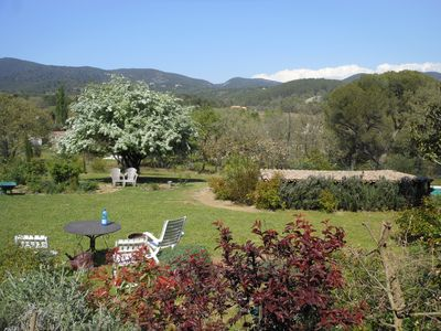 Photo for Lauris restored farmhouse in the heart of Provence