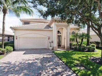 Photo for Spectacular & Spacious, 3/3 Palmira Home, Pool & SPA with Lake & Golf View