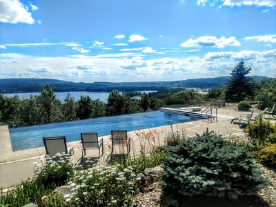 Photo for Luxury Estate close to Ski Hill, New Hot Tub just installed