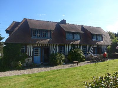 Photo for Norman house 10 minutes from Honfleur