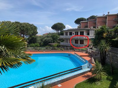 """Photo for """"Il Poggetto"""" Apartment in residence with swimming pool"""