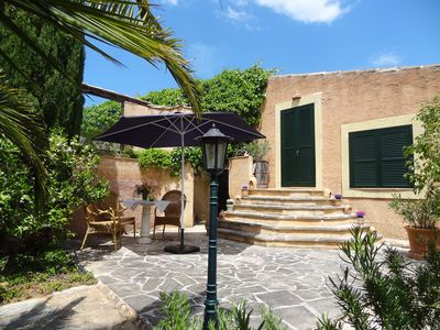 Photo for Junior Suite on the Finca Oasis Can Negre in Son Macia - child-free rental