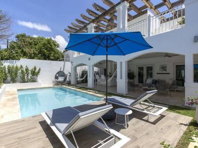 Luxurious And Beautiful  Beach House With Pool In Ocean Park  (SEE VIDEO)
