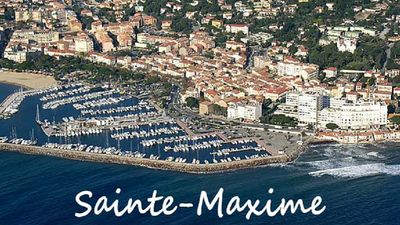 Photo for 3BR House Vacation Rental in Sainte-Maxime, Provence-Alpes-Côte d'Azur