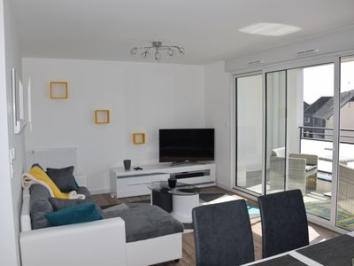 Photo for Apartment type T3 in new residence